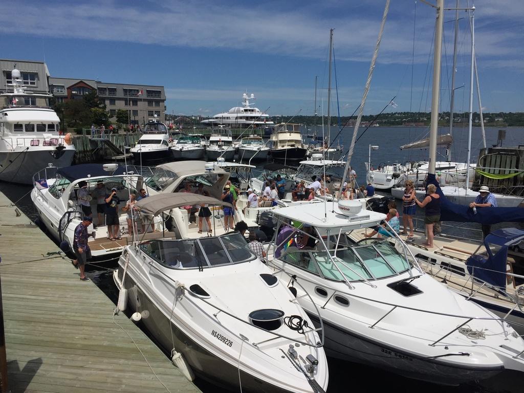 Bishops Landing Halifax Marina